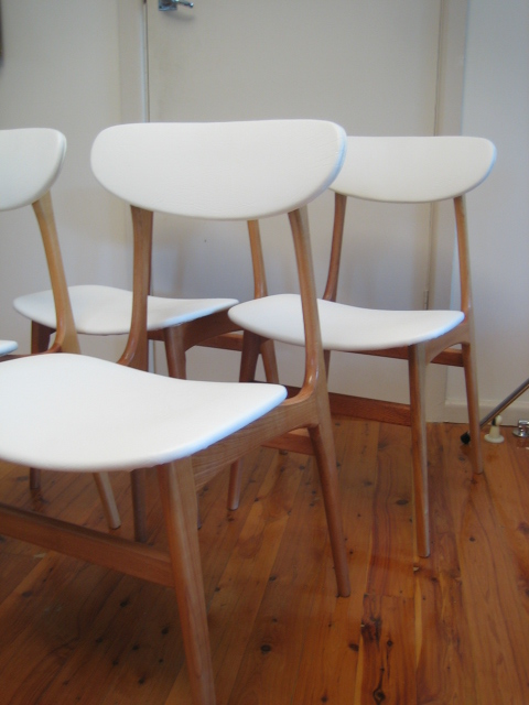 Vinyl Dining Chairs Chair Pads Amp Cushions