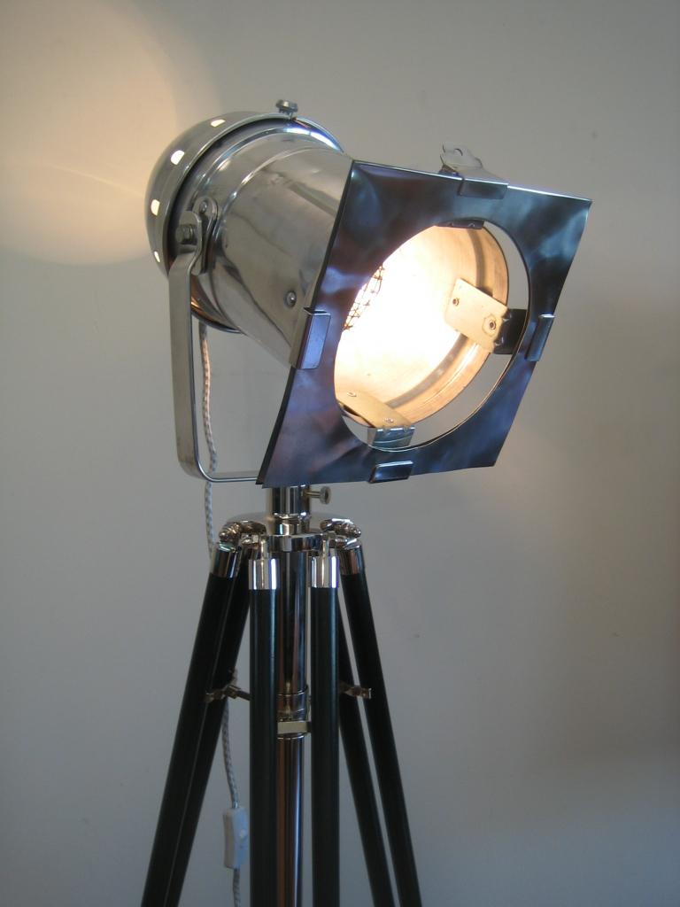 Overhead Floor Lamp Lighting